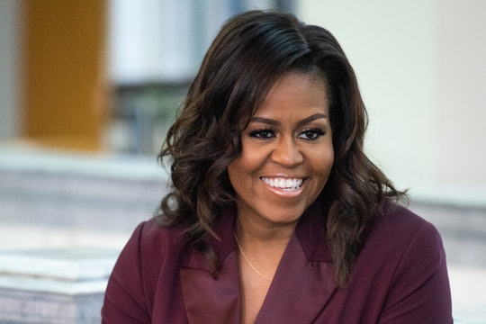 Michelle Obama opened up about evolving relationship with her daughters.