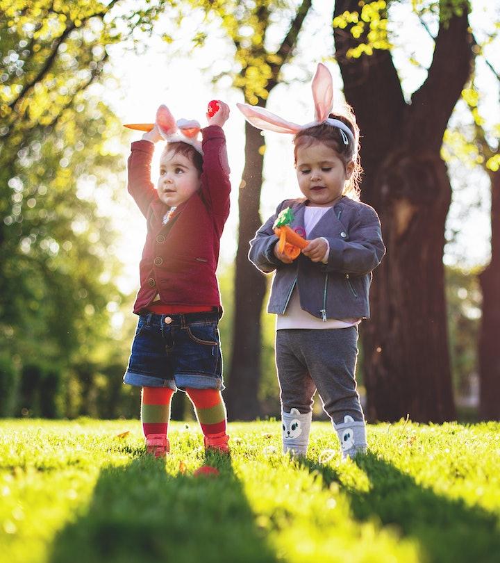 Every celebration deserves documentation with an Easter Instagram caption.