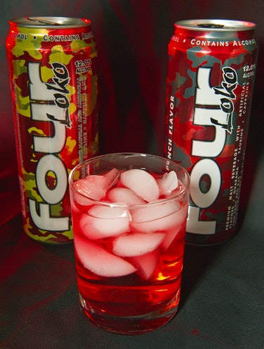 four loko alcohol content percentage how much alcohol is in a four loko