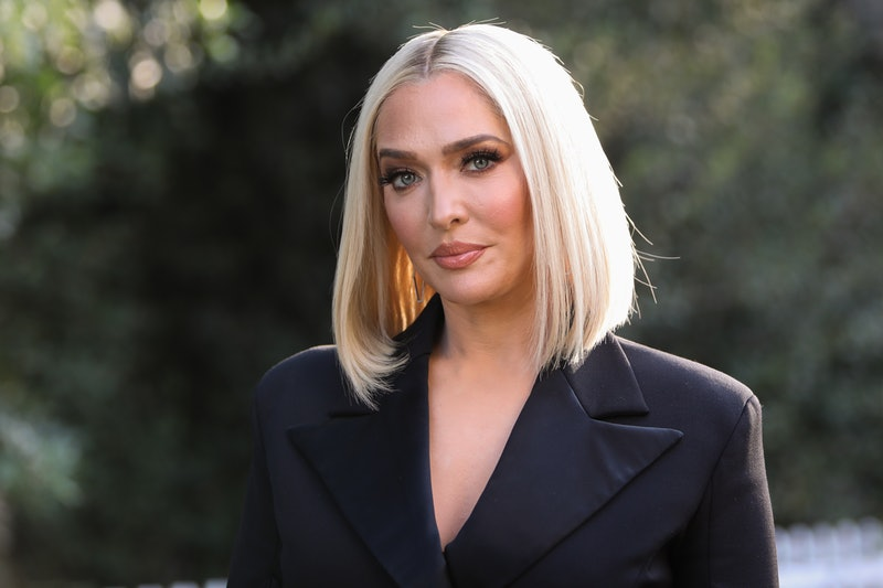 """UNIVERSAL CITY, CALIFORNIA - NOVEMBER 11: Reality TV Personality Erika Jayne visits Hallmark Channel's """"Home & Family"""" at Universal Studios Hollywood on November 11, 2019 in Universal City, California. (Photo by Paul Archuleta/Getty Images)"""