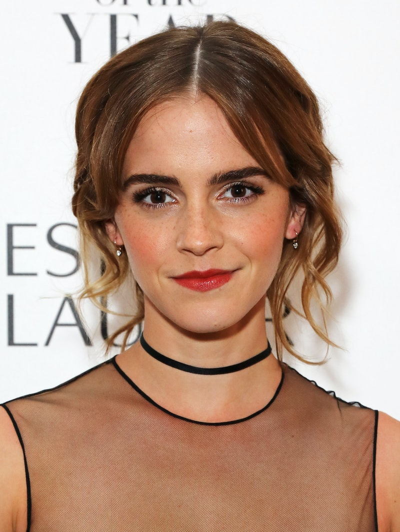 Emma Watson's new bob haircut is the perfect springtime 'do.