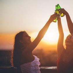 Truly Lemonade Vs. Bud Light Seltzer Lemonade