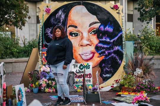 Breonna Taylor's mom is waiting on justice for her daughter one year after her death.