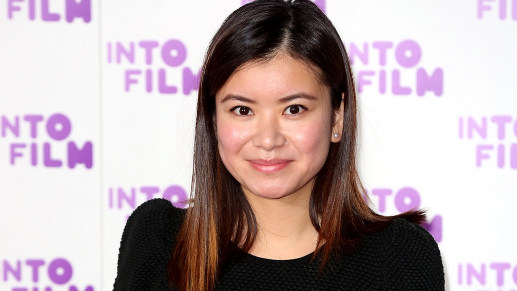 Katie Leung attending the Into Film Awards 2018 held at the BFI Southbank, London. (Photo by Isabel Infantes/PA Images via Getty Images)