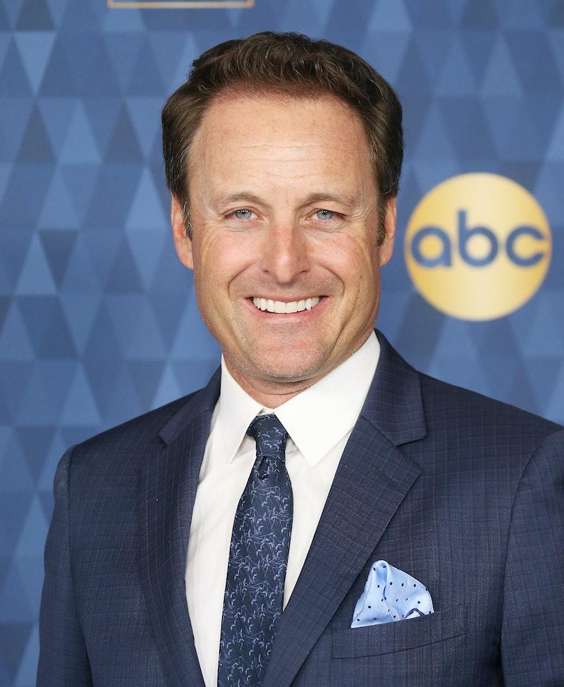 PASADENA, CALIFORNIA - JANUARY 08: Chris Harrison attends ABC Television's Winter Press Tour 2020 he...
