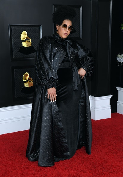 LOS ANGELES, CALIFORNIA: In this image released on March 14, Brittany Howard attends the 63rd Annual...