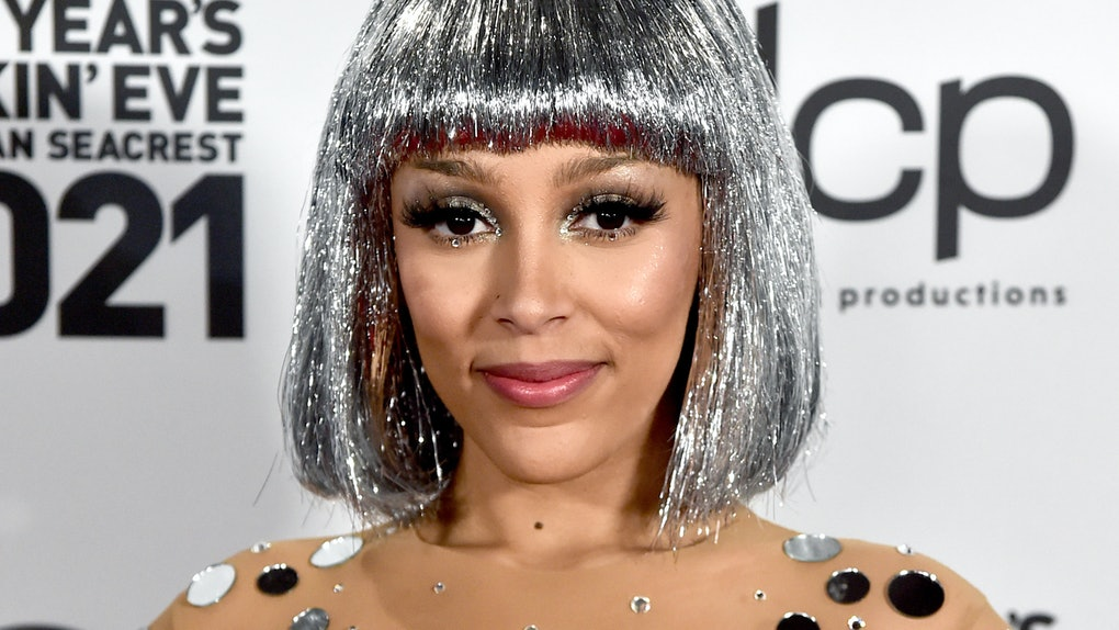 LOS ANGELES, CA – DECEMBER 31st: In this image released on December 31, Doja Cat arrives at Dick Clark's New Year's Rockin' Eve with Ryan Seacrest 2021 broadcast on December 31, 2020 and January 1, 2021. (Photo by Alberto E. Rodriguez/Getty Images for dick clark productions)