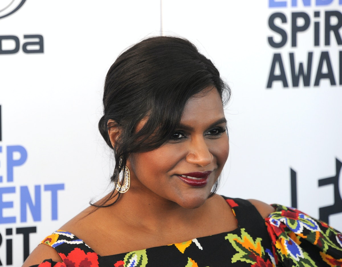 Mindy Kaling, producer of the new HBO Max show 'The Sex Lives Of College Girls'