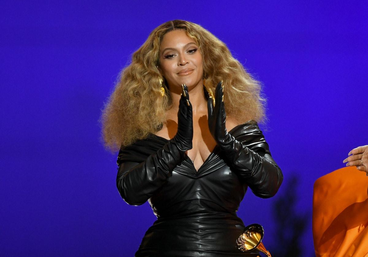 Beyonce 2021 Grammy Awards