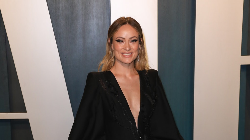 BEVERLY HILLS, CALIFORNIA - FEBRUARY 09: Olivia Wilde attends the 2020 Vanity Fair Oscar Party at Wallis Annenberg Center for the Performing Arts on February 09, 2020 in Beverly Hills, California. (Photo by Toni Anne Barson/WireImage)
