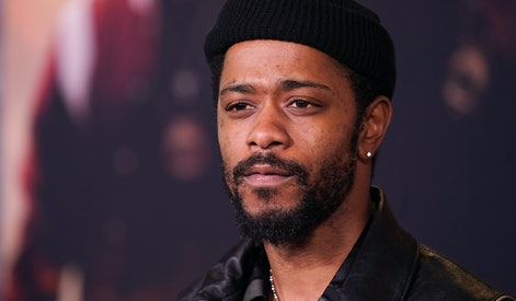 """HOLLYWOOD, CALIFORNIA - JANUARY 14:  Lakeith Stanfield attends the World Premiere of """"Bad Boys for Life"""" at TCL Chinese Theatre on January 14, 2020 in Hollywood, California. (Photo by Jemal Countess/FilmMagic)"""