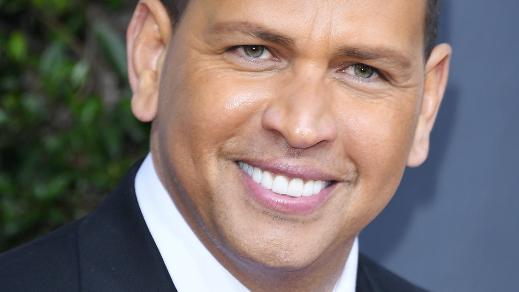 BEVERLY HILLS, CALIFORNIA - JANUARY 05: Alex Rodriguez attends the 77th Annual Golden Globe Awards at The Beverly Hilton Hotel on January 05, 2020 in Beverly Hills, California. (Photo by Daniele Venturelli/WireImage)