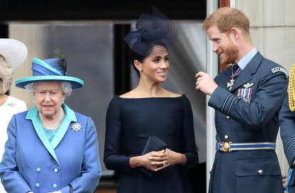 Prince Harry and Meghan Markle were married in 2018 and became the Duke and Duchess of Sussex.