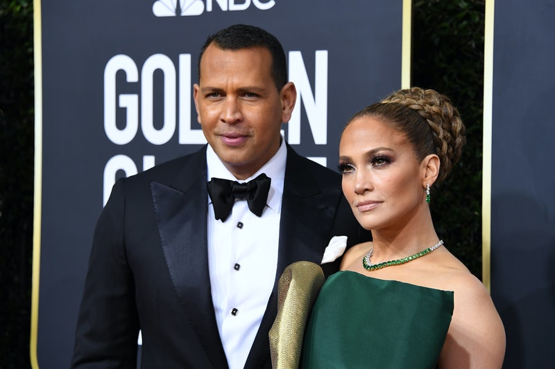 Jennifer Lopez and Alex Rodriguez' Astrology Shows They're Meant To Be