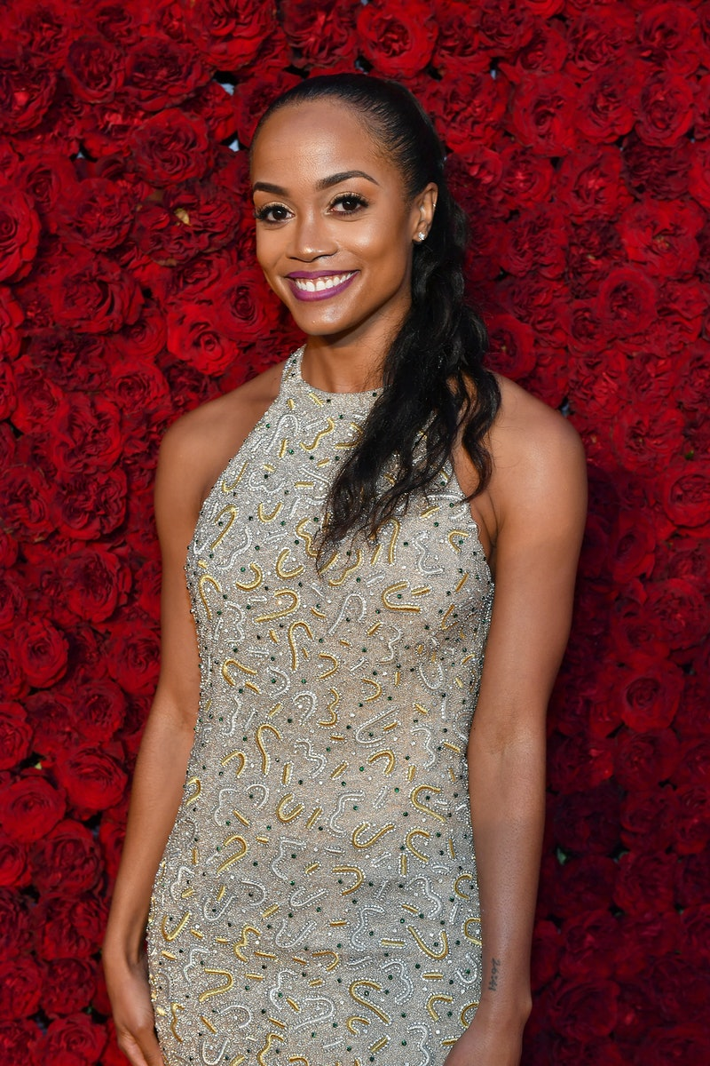 ATLANTA, GEORGIA - OCTOBER 05: Rachel Lindsay attends Tyler Perry Studios grand opening gala at Tyler Perry Studios on October 05, 2019 in Atlanta, Georgia. (Photo by Paras Griffin/Getty Images for Tyler Perry Studios)