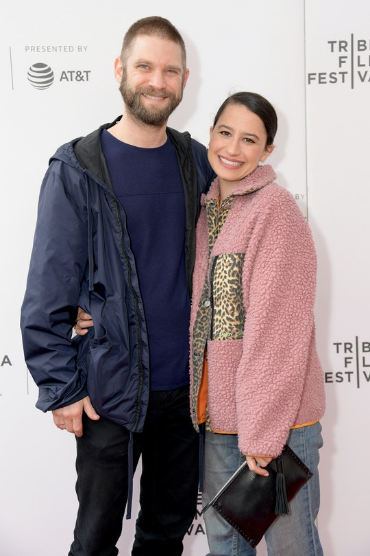 David Rooklin and Ilana Glazer are expecting their first child together.