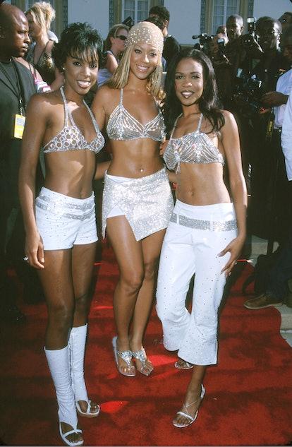 Destiny's Child (Photo by SGranitz/WireImage)