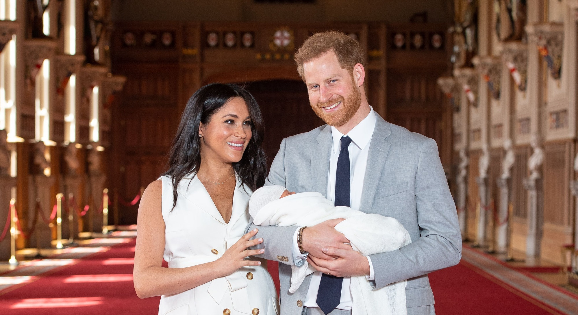 Since welcoming his son Archie, Prince Harry has spoken about how proud he is to be a dad.