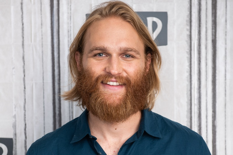 "NEW YORK, NEW YORK - AUGUST 13: Wyatt Russell visits Build Series to discuss ""Lodge 49"" at BUILD Studio on August 13, 2019 in New York City. (Photo by Mike Pont/Getty Images)"