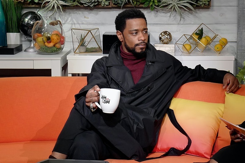 """NEW YORK, NEW YORK - FEBRUARY 12: (EXCLUSIVE COVERAGE) Lakeith Stanfield attends BuzzFeed's """"AM To DM"""" on February 12, 2020 in New York City. (Photo by Dominik Bindl/Getty Images)"""