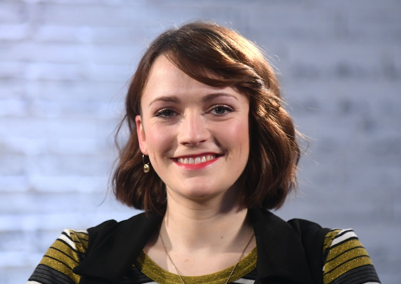 """LONDON, ENGLAND - APRIL 05:  Charlotte Ritchie attends the Build LDN event with the cast of """"The Philantropist"""" at AOL London on April 5, 2017 in London, England.  (Photo by Stuart C. Wilson/Getty Images)"""