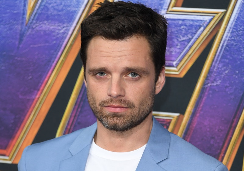 """Romanian/US actor Sebastian Stan arrives for the World premiere of Marvel Studios' """"Avengers: Endgame"""" at the Los Angeles Convention Center on April 22, 2019 in Los Angeles. (Photo by VALERIE MACON / AFP)        (Photo credit should read VALERIE MACON/AFP via Getty Images)"""