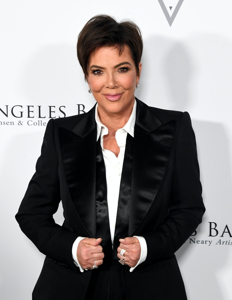 SANTA MONICA, CALIFORNIA - FEBRUARY 28: Kris Jenner arrives at the Los Angeles Ballet Gala 2020 at The Broad Stage on February 28, 2020 in Santa Monica, California. (Photo by Kevin Winter/Getty Images)
