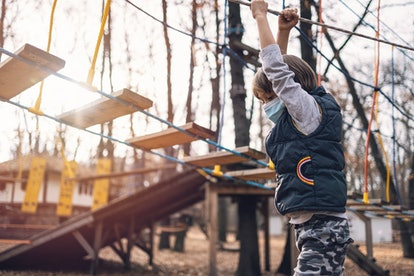 Kids have gone through a lot over the past year — they deserve a break, too.
