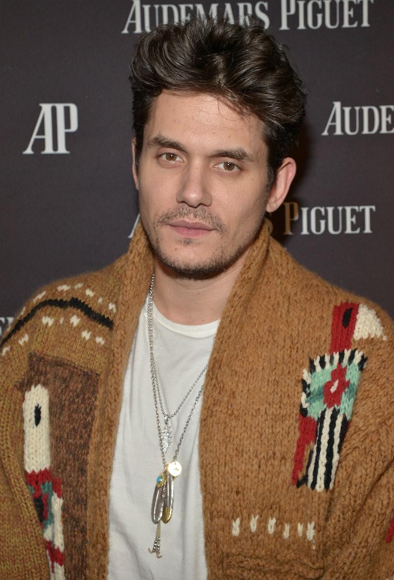 John Mayer. Photo via Getty Images