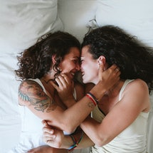 The best positions for lesbian sex.