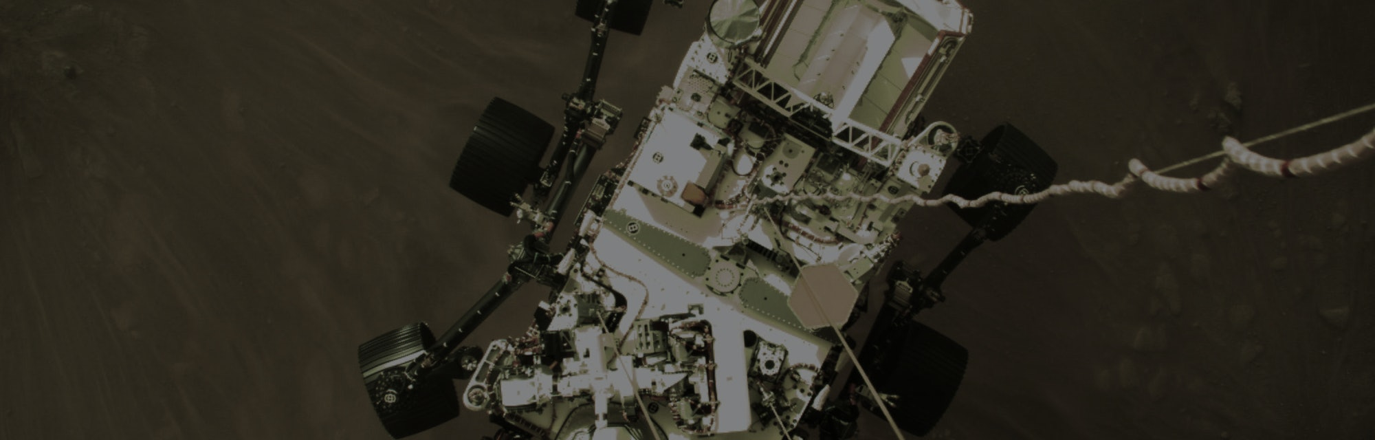 NASA's Mars Perseverance rover uses a processor from Apple's 1998 iMac G3.