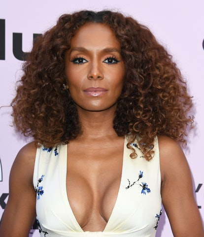 Janet Mock at a Hulu event