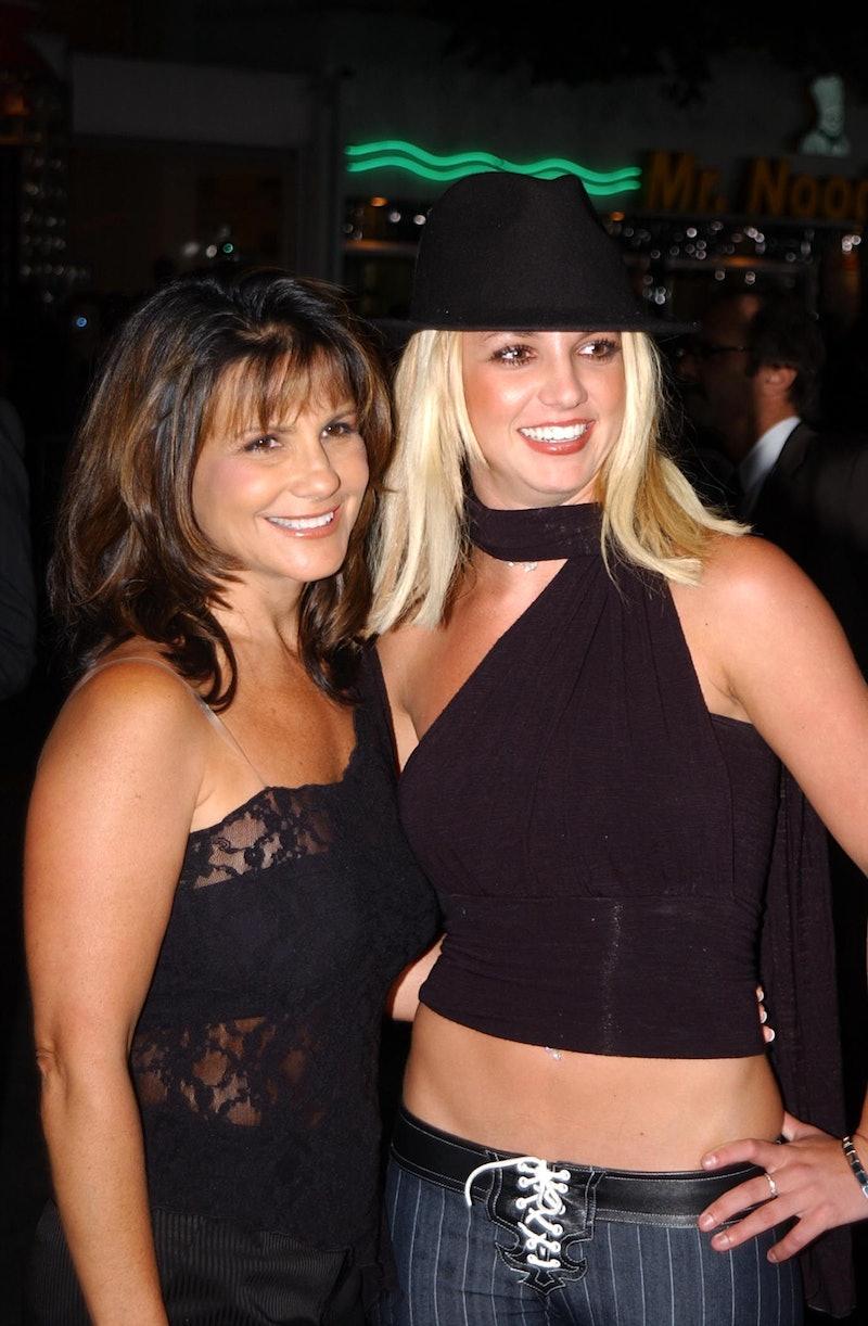Lynne Spears & Britney Spears (Photo by Jeff Kravitz/FilmMagic)