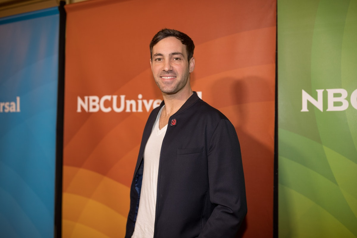 PASADENA, CA - JANUARY 09:  Jeff Dye attends the 2018 NBCUniversal Winter Press Tour at The Langham ...