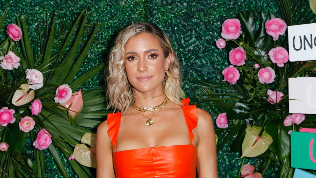 WEST HOLLYWOOD, CALIFORNIA - MARCH 05: Kristin Cavallari attends the Uncommon James SS20 Launch Party hosted by Kristin Cavallari at Gracias Madre on March 05, 2020 in West Hollywood, California. (Photo by Tibrina Hobson/Getty Images)