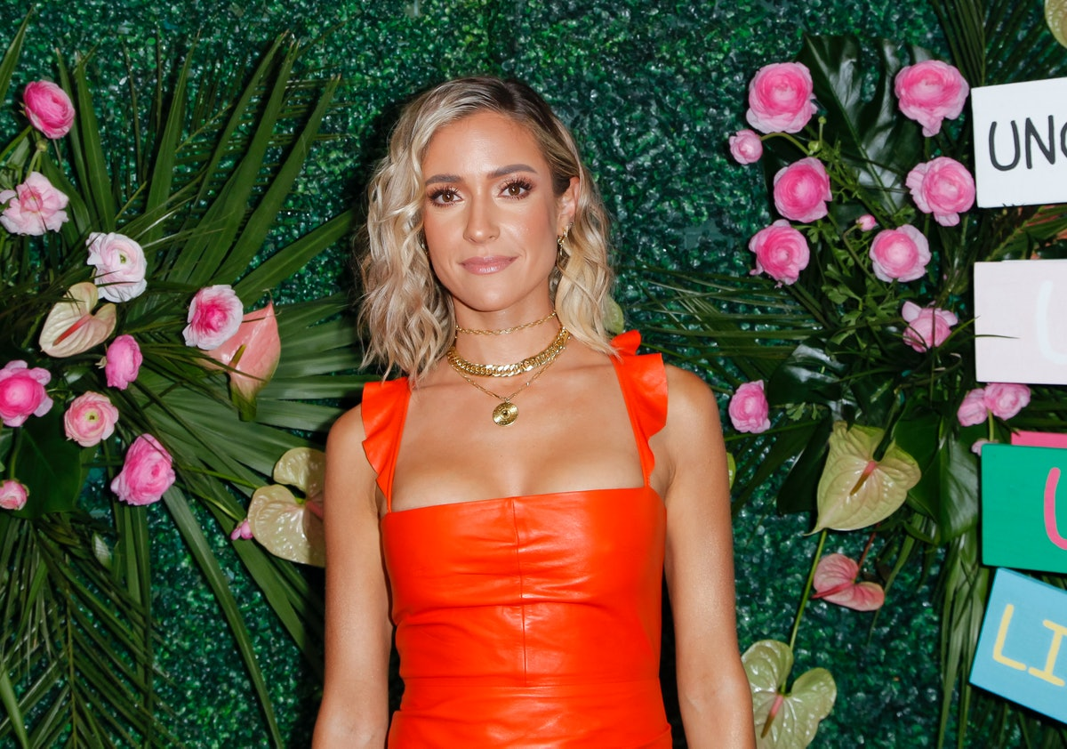 WEST HOLLYWOOD, CALIFORNIA - MARCH 05: Kristin Cavallari attends the Uncommon James SS20 Launch Part...