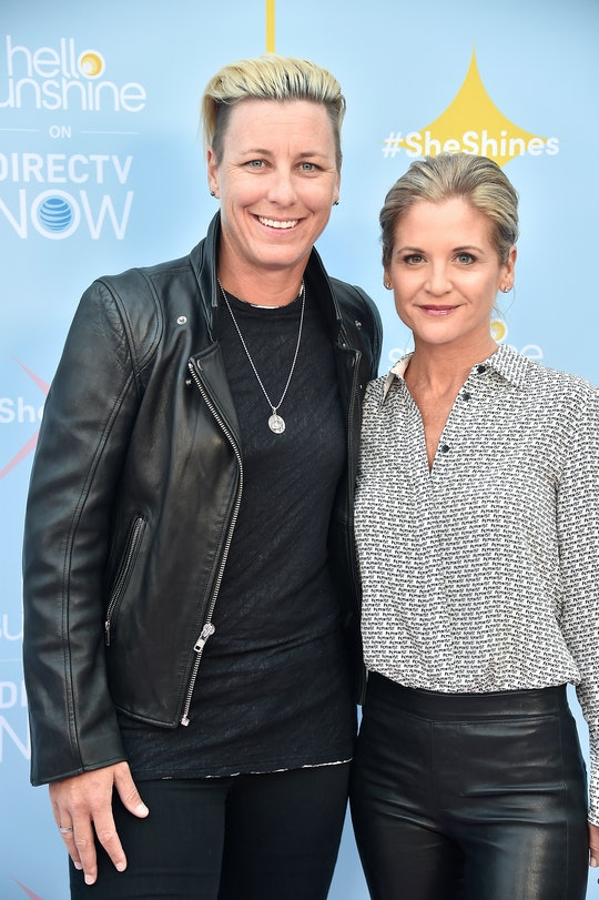 Glennon Doyle kissed her wife inside the Vatican walls.