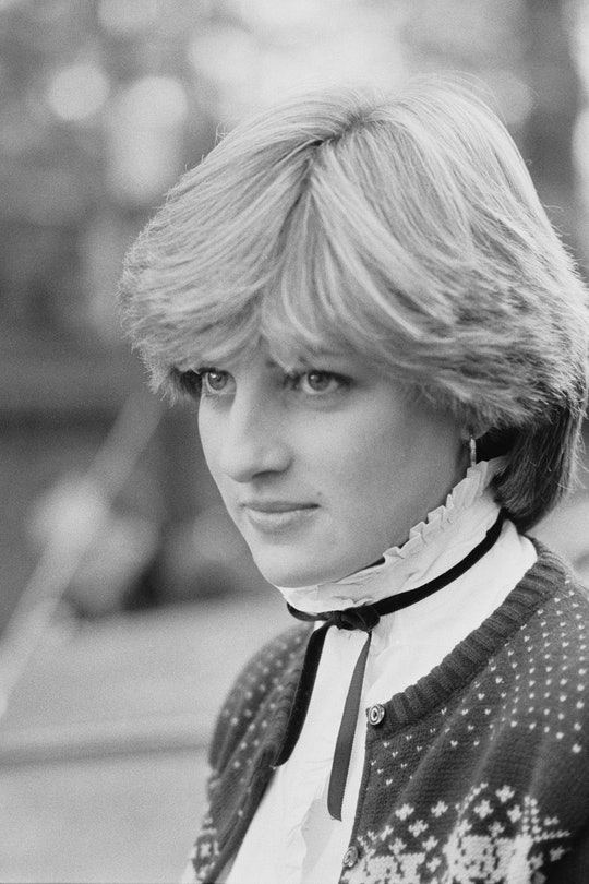 Princess Diana was so young when she married into the royal family.