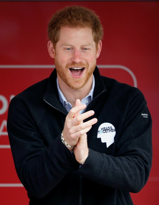 Prince Harry's new job sounds like a perfect fit for him.