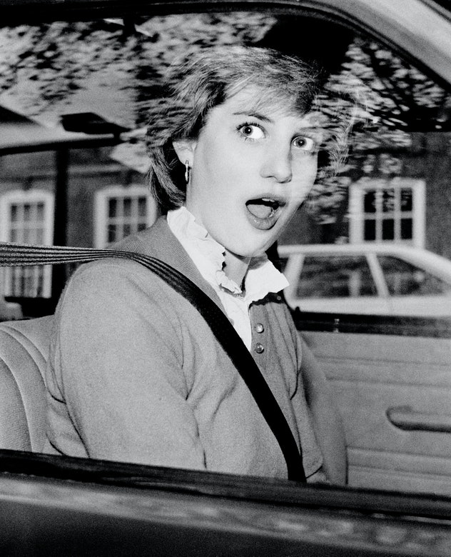 Diana Spencer had a strong sense of comedic timing.