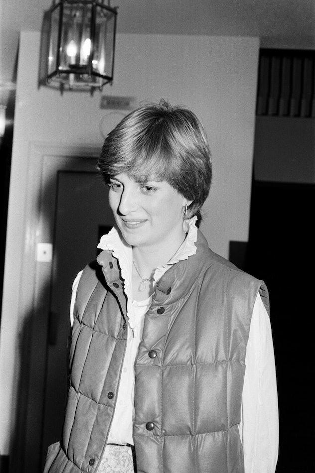 Diana Spencer in 1980.