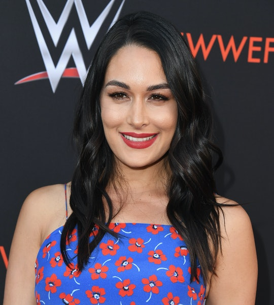 "NORTH HOLLYWOOD, CA - JUNE 06:  Brie Bella attends WWE's First-Ever Emmy ""For Your Consideration"" Event at Saban Media Center on June 6, 2018 in North Hollywood, California.  (Photo by Jon Kopaloff/Getty Images)"