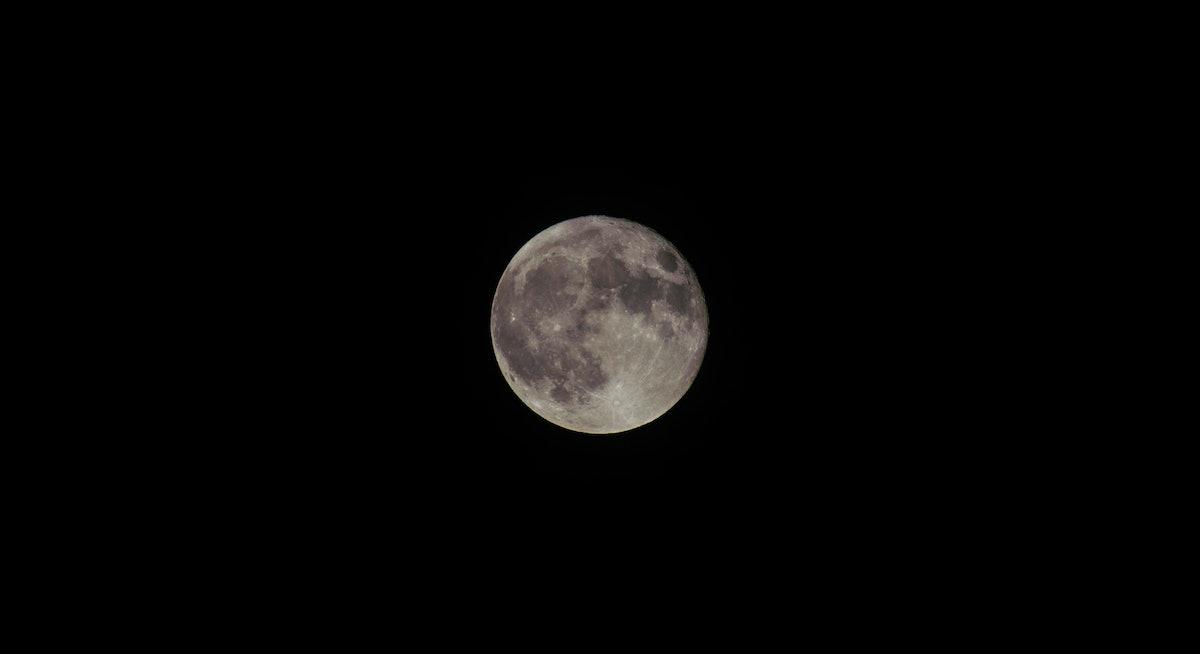 March 2021 Full Moon