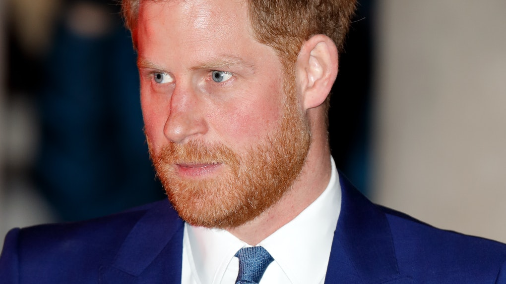 LONDON, UNITED KINGDOM - MARCH 05: (EMBARGOED FOR PUBLICATION IN UK NEWSPAPERS UNTIL 24 HOURS AFTER CREATE DATE AND TIME) Prince Harry, Duke of Sussex attends The Endeavour Fund Awards at Mansion House on March 5, 2020 in London, England. (Photo by Max Mumby/Indigo/Getty Images)