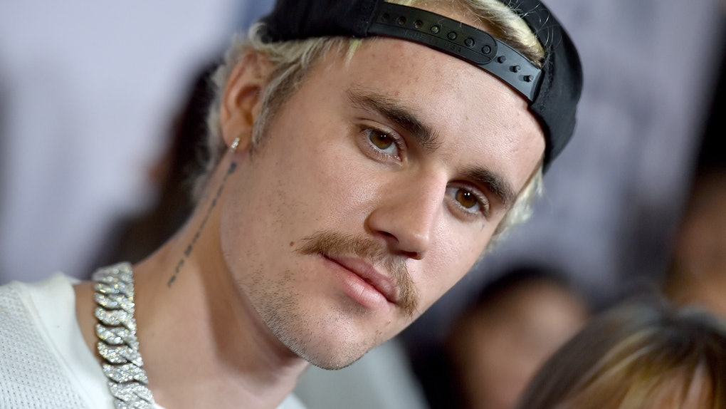 """LOS ANGELES, CALIFORNIA - JANUARY 27: Justin Bieber attends the Premiere of YouTube Original's """"Justin Bieber: Seasons"""" at Regency Bruin Theatre on January 27, 2020 in Los Angeles, California. (Photo by Axelle/Bauer-Griffin/FilmMagic)"""