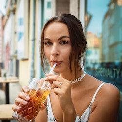 White Claw Iced Tea Vs. Truly Iced Tea