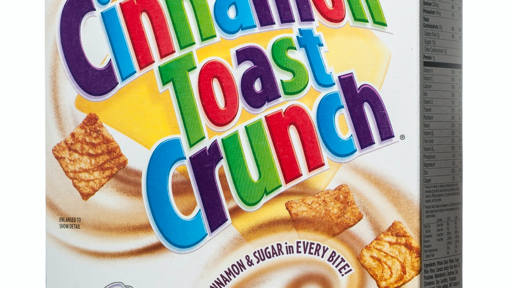 Cinnamon Toast Crunch shrimp memes imagine finding other surprises in the cereal box.