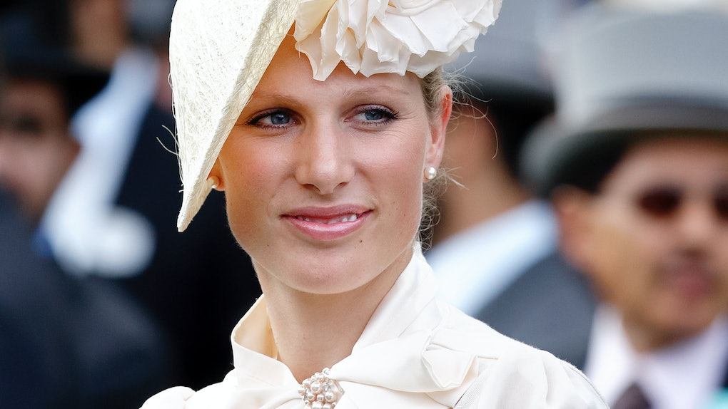 ASCOT, UNITED KINGDOM - JUNE 17: (EMBARGOED FOR PUBLICATION IN UK NEWSPAPERS UNTIL 24 HOURS AFTER CREATE DATE AND TIME) Zara Phillips attends day 1 of Royal Ascot at Ascot Racecourse on June 17, 2008 in Ascot, England. (Photo by Max Mumby/Indigo/Getty Images)