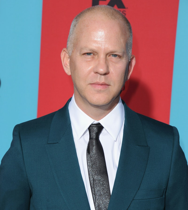 "HOLLYWOOD, CA - OCTOBER 05:  Ryan Murphy arrives at the Los Angeles Premiere ""American Horror Story: Freak Show"" at TCL Chinese Theatre IMAX on October 5, 2014 in Hollywood, California.  (Photo by Jon Kopaloff/FilmMagic)"