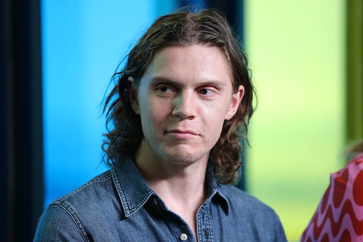Evan Peters will play Jeffrey Dahmer in Ryan Murphy's new Netflix show 'Monster.'